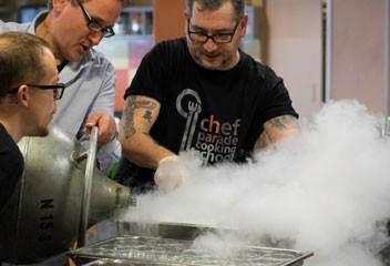 Beyond cookery school
